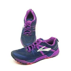 Brooks Cascadia 10 Trail Hiking Womens Athletic
